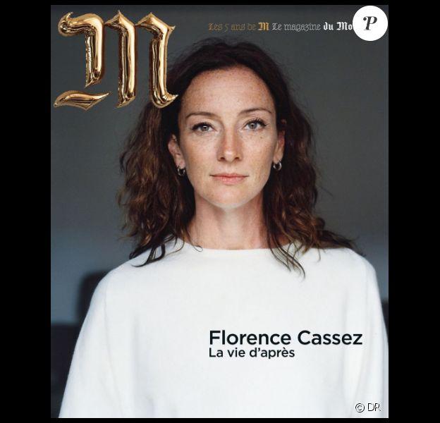 Florence Cassez s'est confiée aux journalistes de M, le magazine Le Monde, en kiosques le 14 octobre 2016