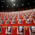 Remise du Prix Lumière 2016 à Catherine Deneuve durant le 8ème Festival Lumière à Lyon, le 14 octobre 2016
