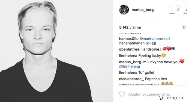 En juillet 2016, Marius Borg Hoiby, fils de la princesse Mette-Marit de Norvège, rendait son histoire d'amour avec Linn Helena officielle dans les commentaires d'une de ses publications Instagram.