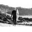 Marius Borg Hoiby, fils de la princesse Mette-Marit de Norvège. Photo Instagram d'un surf trip au Portugal en 2014.