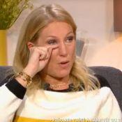 Agathe Lecaron en larmes : Elle s'excuse et demande de l'aide en direct