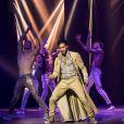 """Exclusif - Golan Yosef (Le Duc) - Générale de la comédie musicale """"Les 3 mousquetaires"""" au Palais des Sports à Paris le 7 octobre 2016. © Coadic Guirec - Cyril Moreau / Bestimage"""