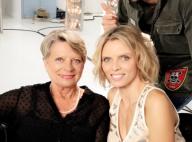 DALS7 : Sylvie Tellier surprise par sa jolie maman !