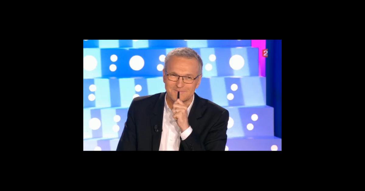 Laurent ruquier dans on n 39 est pas couch sur france 2 le 22 octobre 2016 purepeople - On est pas couche en direct france 2 ...