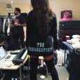 Mel C des Spice Girls trouve les Little Mix trop provocantes. Photo publiée sur la page Instagram de Jesy Nelson, le 23 octobre 2016