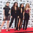 Little Mix (Jesy Nelson, Leigh-Anne Pinnock, Jade Thirlwall et Perrie Edwards) sur le Tapis rouge des BBC Teen Awards à Londres, le 8 novembre 2015.