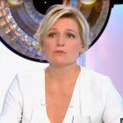 C à Vous : Anne-Elisabeth Lemoine contrainte de rendre l'antenne !
