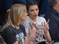 """Kendall Jenner dit préférer la compagnie masculine : """"Je suis une fille à mecs"""""""