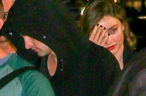 Miranda Kerr et son fiancé : En amoureux au concert de Kanye West