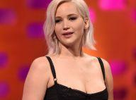 Jennifer Lawrence amoureuse : Une relation moins stressante qu'avec Chris Martin