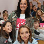 Alizée et Amel Bent : Sublimes marraines pour la dictée ELA, les élèves ravis