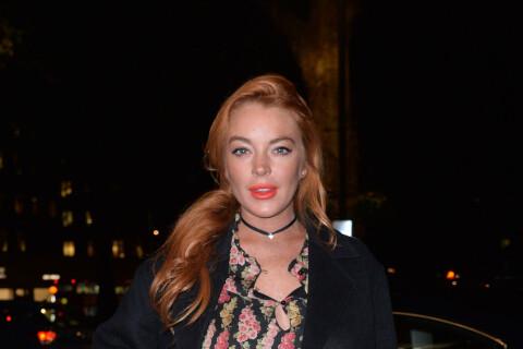 Lindsay Lohan endettée jusqu'au cou : Elle fête Halloween... en culotte !