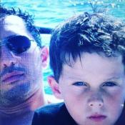 Gad Elmaleh : Tendre photo avec son fils, un garçon craquant devenu un bel ado !