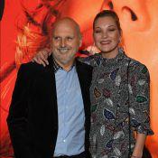 Kate Moss : Icône beauté célébrée à Londres avec Lara Stone