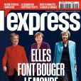 Couverture de  L'Express  en kiosques le 2 novembre 2016.