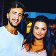 """Fanny de """"Secret Story 10"""", amoureuse de son fiancé portugais Joao sur Instagram."""