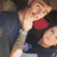 Fanny de Secret Story 10, amoureuse de son fiancé Joao sur Instagram.