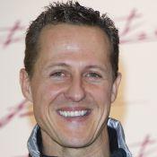 """Michael Schumacher : Le champion convalescent montre """"des signes encourageants"""""""