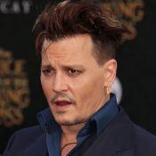 """Johnny Depp - Lily-Rose malade : """"Je ne savais pas si elle s'en sortirait"""""""