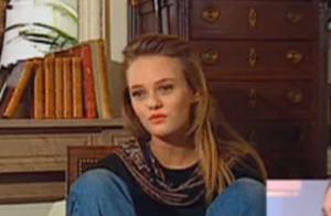 Lily-Rose Depp et sa mère Vanessa Paradis à 17 ans :