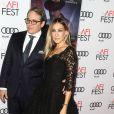 """Matthew Broderick et sa femme Sarah Jessica Parker à la première de """"Rules Don't Apply"""" à Los Angeles, le 10 novembre 2016."""
