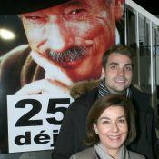 Yves Montand, 25 ans déjà : Hommage avec son fils, Valentin, à la Concorde