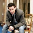 Exclu - Adam Cohen à Cannes, le 24 janvier 2005