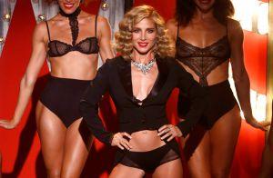 Elsa Pataky : Meneuse de revue en lingerie, l'épouse de Thor est irrésistible !