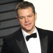 Matt Damon face à des braqueuses...