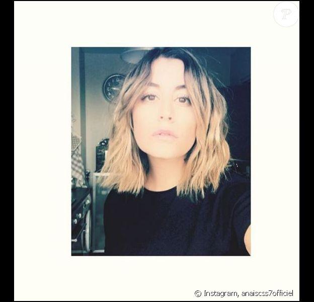 Anaïs Camizuli sur Instagram, novembre 2016