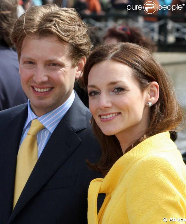 Le prince Floris et la princesse Aimee