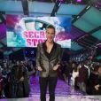 """Julien, grand gagnant de """"Secret Story 10"""" lors de la finale du 17 novembre 2016 sur NT1."""