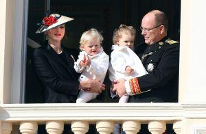 Albert, Charlene, les jumeaux et toute la famille: Monaco en fête au son d'AC/DC