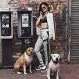 Kylie Jenner pour Puma.