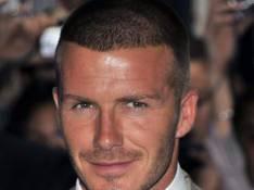 David Beckham... élu l'homme le plus stylé du siècle en Angleterre !