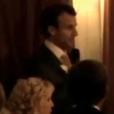 Image du mariage. Extrait d' Emmanuel Macron, la stratégie du météore , un documentaire de Pierre Hurel pour France 3, disponible en replay.