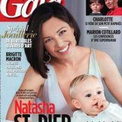 """Natasha St-Pier et son fils : """"Nous ignorions s'il naîtrait avec un handicap..."""""""