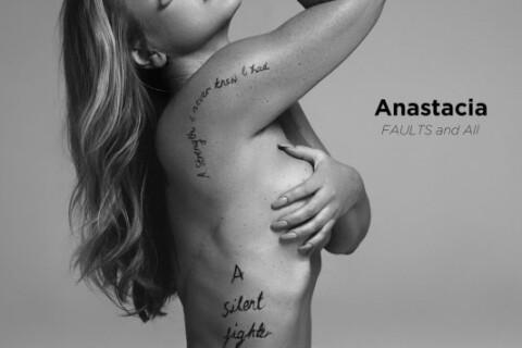 Anastacia : Entièrement nue, elle dévoile les cicatrices de sa mastectomie