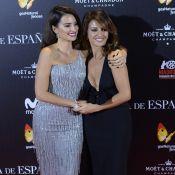 Penélope Cruz et sa soeur Monica : Copies conformes glamour et sexy !