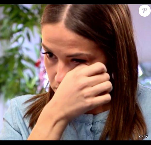 """Tiffany et Thomas - """"Mariés au premier regard"""" sur M6. Le 28 novembre 2016."""