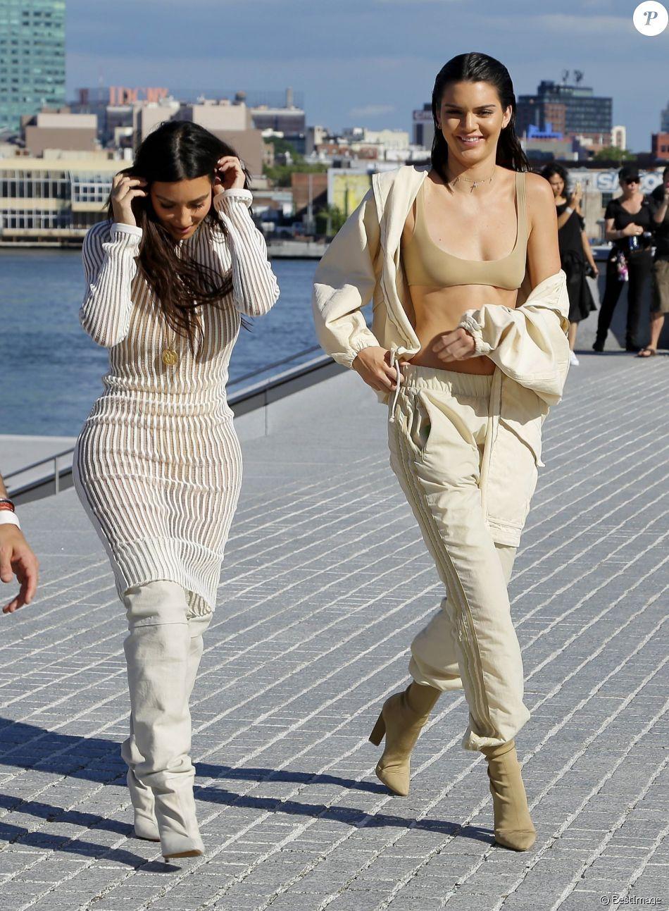 Kendall Kardashian Et JennerEn Kim Chaussures Jogging Adidas 3A4jSLcRq5
