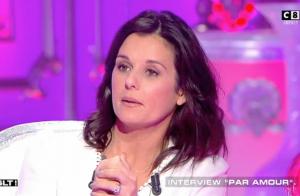 Faustine Bollaert effrayée par son mari: