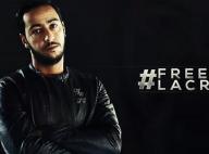 """Lacrim : """"Free"""", le rappeur annonce sa sortie de prison"""