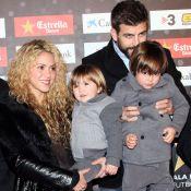 Shakira en famille : Gerard Piqué récompensé, leur petit Sasha va beaucoup mieux