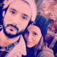 Laure Manaudou et Jérémy Frérot sur Instagram le 29 novembre 2015