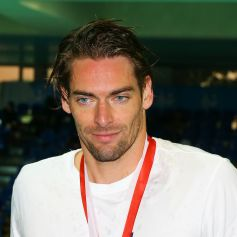 Camille lacourt photos for Piscine stade louis 2