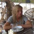 """Ludivine et sa maman  - """"Koh-Lanta, L'île au trésor"""", le 25 novembre 2016 sur TF1."""