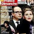 France Dimanche en kiosques le 2 décembre 2016