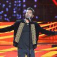 Le chanteur Kendji Girac - 30ème édition du Téléthon 2016 (AFMTéléthon) à l'hippodrome de Longchamp à Paris, France, le 3 décembre 2016. © Coadic Guirec/Bestimage