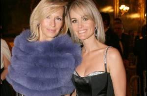 PHOTOS : Laeticia Hallyday et Estelle Lefébure, deux reines au château de Versailles et... ça rapporte !